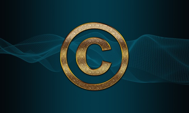 Property Intellectual Copyright Symbol Protection